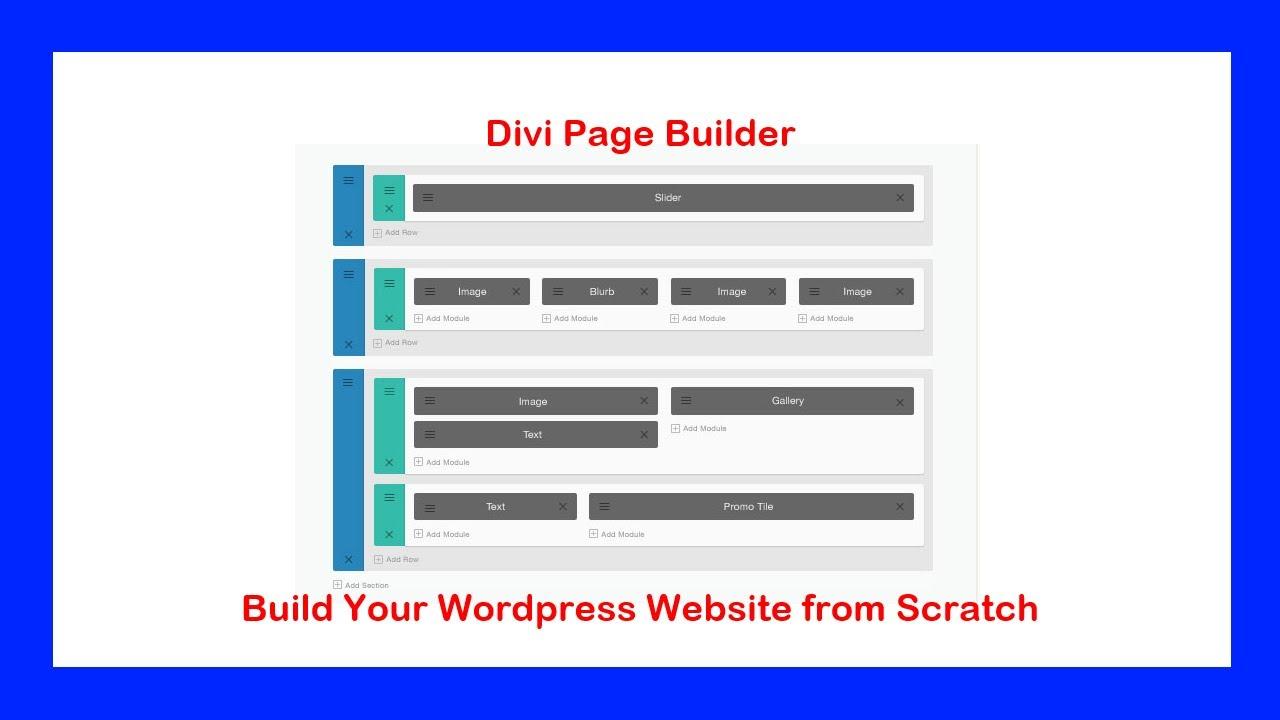 How to make a wordpress website 2020 divi theme tutorial