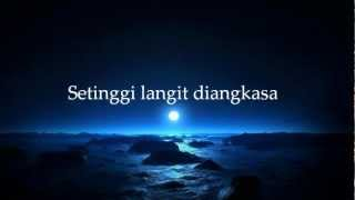 Cinta Mati - Agnes Monica Ft Ahmad Dhani (Lirik)