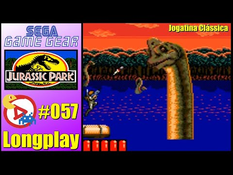 Game Gear Longplay Jurassic Park