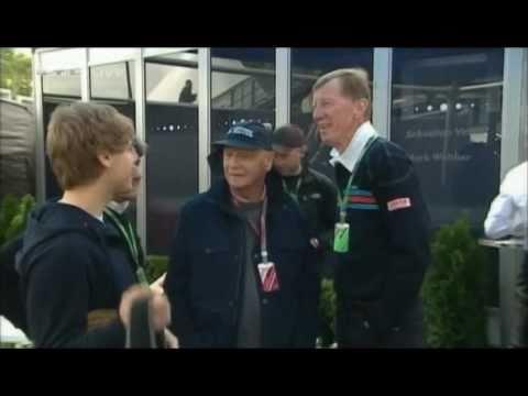 Niki Lauda über Walter Röhrl