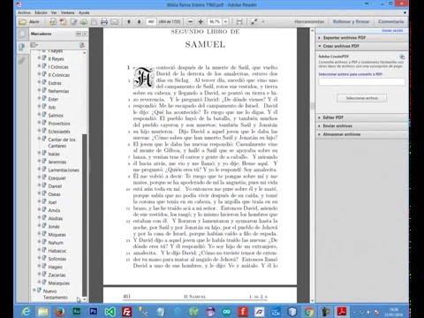 Biblia Reina Valera 1960 - Descarga Gratis - PDF