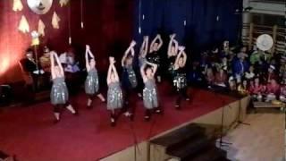Plesna skupina Harlekin- Candyman (Občni zbor Prforcenhausa 2012)