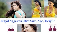 Kajal Aggarwal  Bra Size, Age, Weight, Height, Measurements 2018