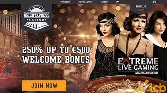 OrientXpress Casino Video Review