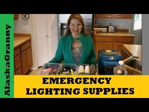 Emergency Lighting Supplies for Power Outage- Prepping No ... on Sconces No Electric Power id=89731