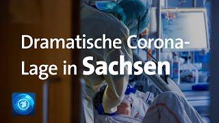 Die corona-pandemie bringt immer mehr krankenhäuser in deutschland an belastungsgrenze. kritische lage bildet sich auch den aktuellen zahlen des r...