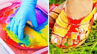 35 COLORFUL IDEAS FOR YOUR LIFE || 5-Minute Decor Projects For Your Home!