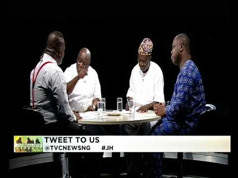 Journalists' Hangout 24th April 2018 | APC inaugurates National Convention Committee