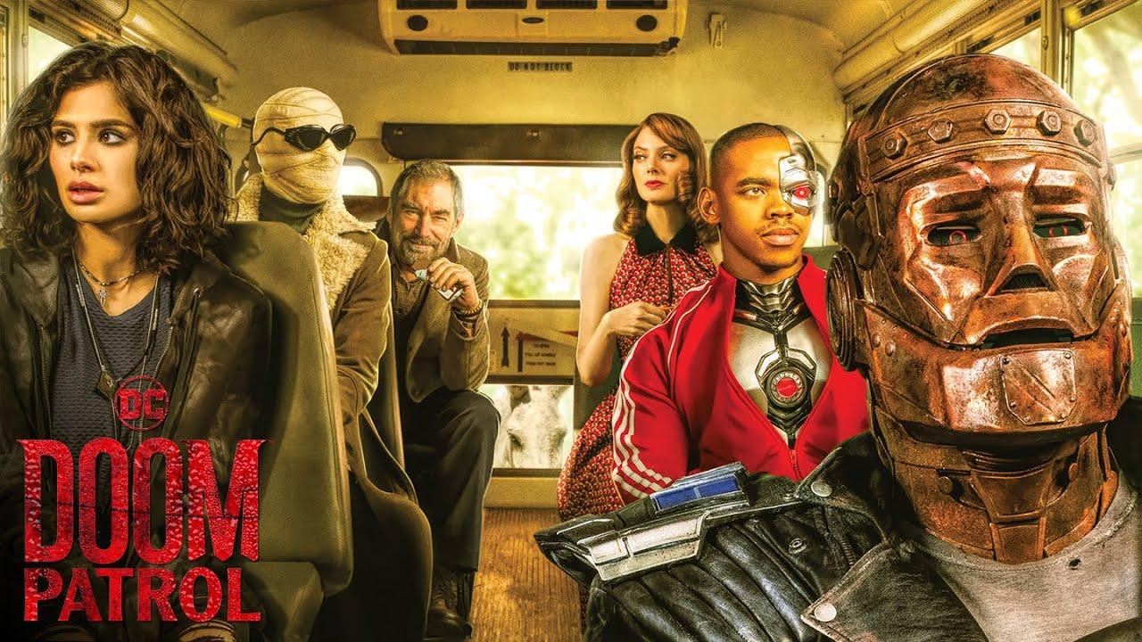 Download Doom Patrol Season 1 Watch Party! | Full Episodes 1-3