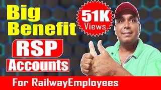 दोस्तों इस विडियो में आप जान पायेंगे की RSP ( रेलवे सैलरी पैकेज ) क...