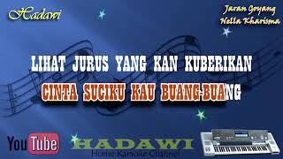 Download Mp3 Karaoke Jarang Goyang - Nella Kharisma | Karaoke Cover Tanpa Vokal