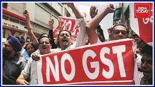 Cloth Traders Announce 3 Day Bandh In Protest Against GST thumbnail