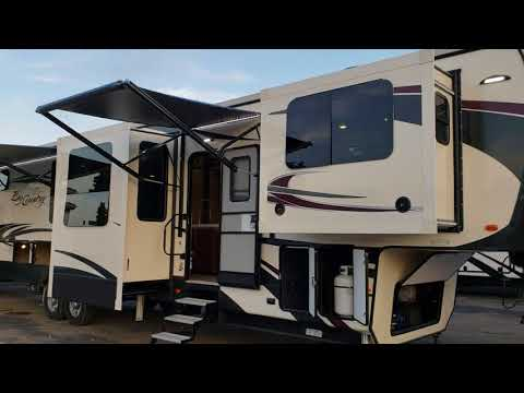 Big Country 3902FL Front Living Fifth Wheel By Heartland RV at Couchs RV Nation - RV Review tours