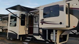 2019 Big Country 3902FL By Heartland RVs at Couchs RV Nation a RV Wholesaler Fifth Wheel Reviews