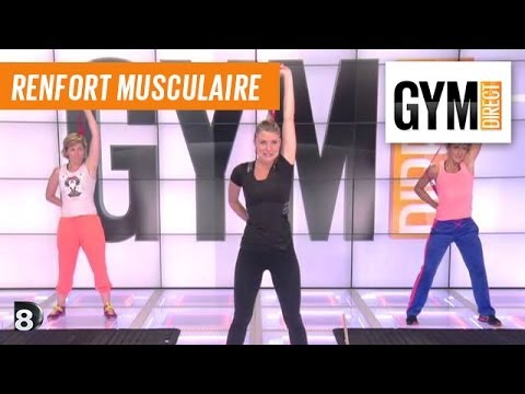 Raffermir son buste - Renfort musculaire 40 - YouTube