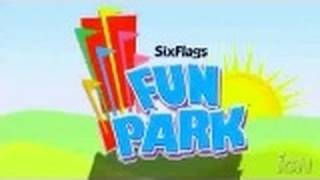 Six Flags Fun Park Nintendo Wii Trailer - 40 Minis to Keep