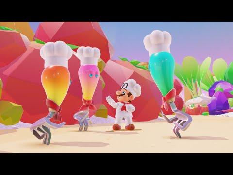Super Mario Odyssey: Unfinished 09/20/2017