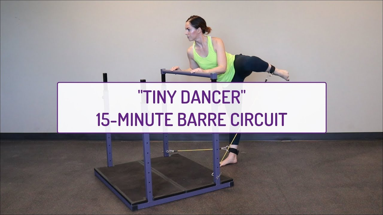 Tiny Dancer | 15-Minute Barre Circuit | Evolution Training System