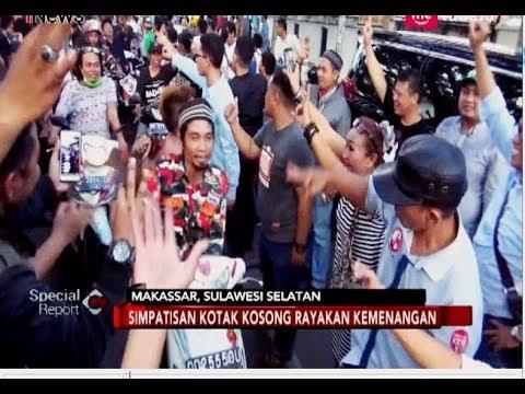 Kotak Kosong Menang, Pilkada Makassar Akan Diulang - Special Report 28/06