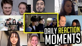 With Seoul by BTS Reaction Mashup Compilation