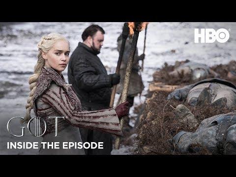Игра престолов 8 сезон | 4 серия изнутри | Взгляд сценаристов