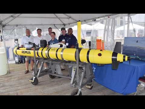 Hydroid and Industry Partners Successfully Demonstrate Latest UUV Capabilities at ANTX 2017