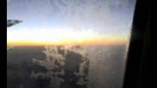 Snelle zonsondergang