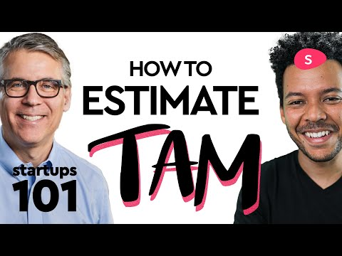 Total Addressable Market (TAM) and how to calculate it