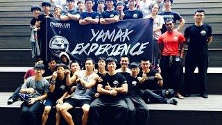 야마카시 멤버, 파쿠르 창시자 '차우 벨(Chau Belle)' - Yamak Experience 워크샵 2016   파쿠르 제너레이션즈 코리아