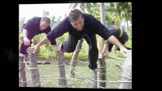 How to build an obstacle course at home - Obstacle Course Ideas by Rick Tew sponsored by Pad-Up.com