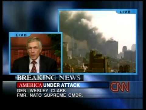CNN 9-11-2001 News Coverage 3:00 PM - 4:00 PM