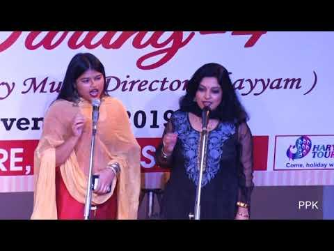 Zindagi pyar ka geet hai evergreen Kishore number sung by Roshan Lal Pratapgarh