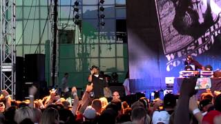 Ice Cube - Bop Gun (One Nation) ((Live @ Stir Cove - Council Bluffs, IA)) 5.31.2013