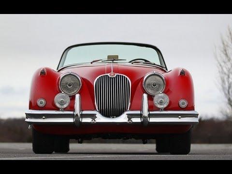 1958 Jaguar XK150 S Roadster on