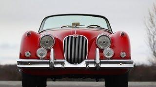 1958 Jaguar XK150 S Roadster