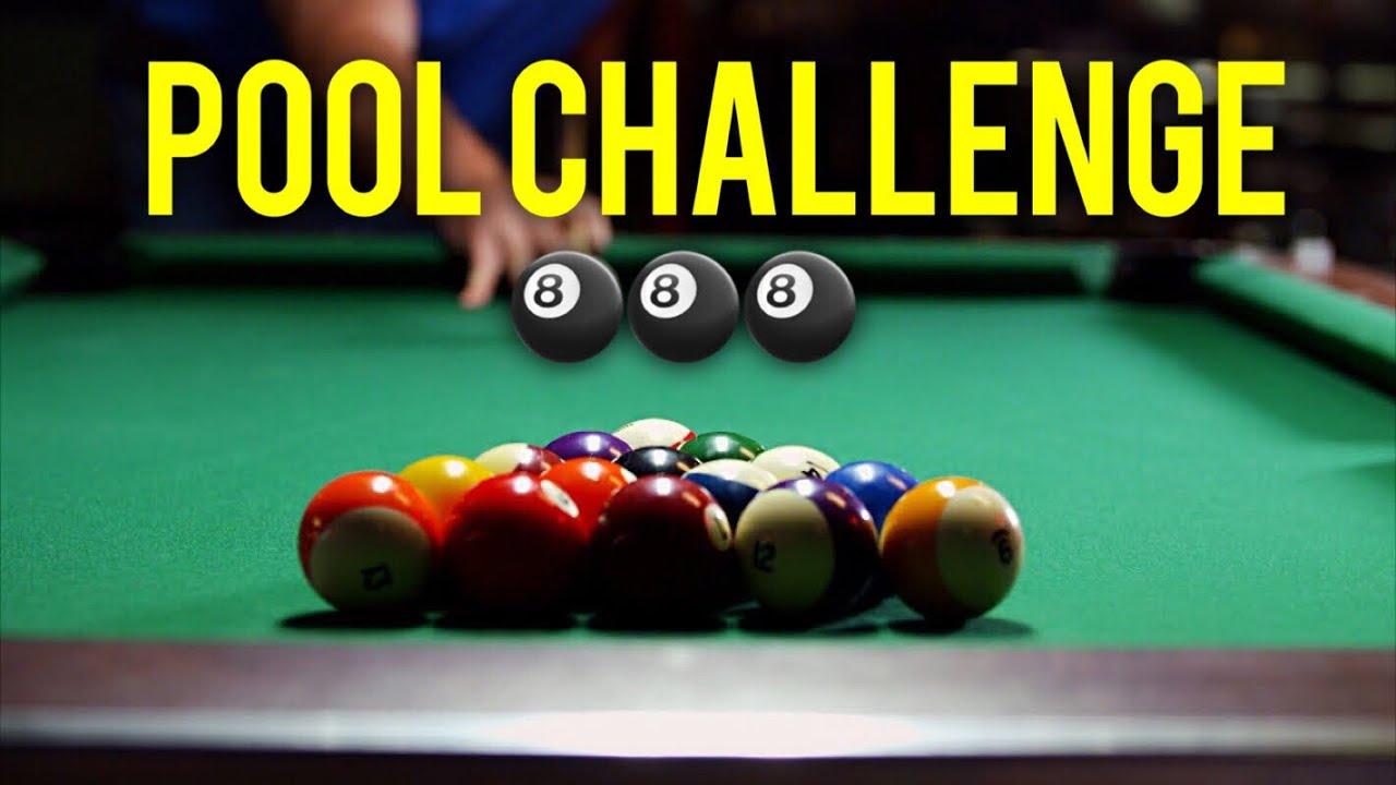 POOL CHALLENGE | MCC
