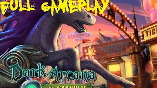 Dark Arcana:The Carnival-Full Gameplay