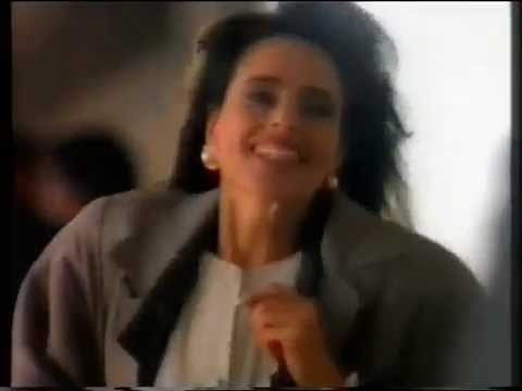 Gillette 1989 UK Commercial - YouTube