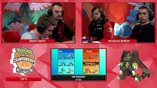 2017 Pokémon Memphis Regional Championships: VG Masters Top 8, Match B