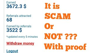 Heymoney.club is SCAM or NOT??? | With proof