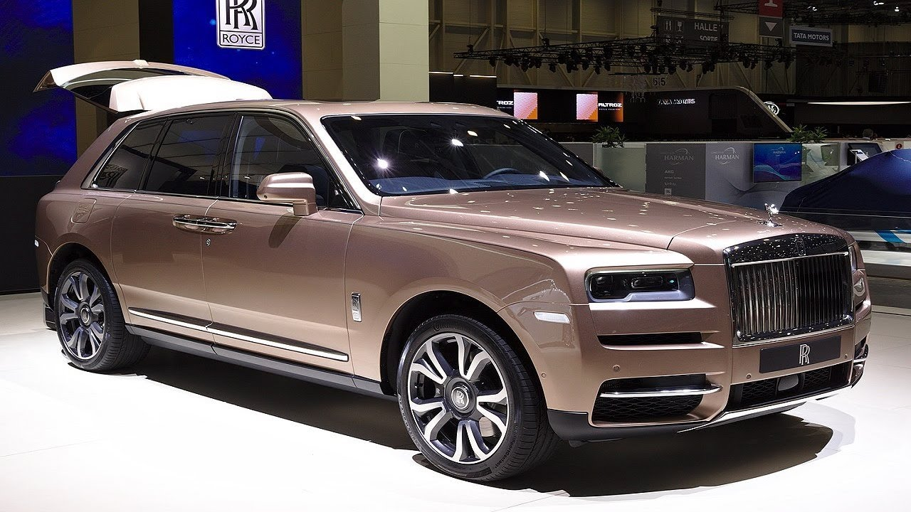Top 10 Luxury Suv Cars In The World 2019: TOP 10 MOST EXPENSIVE SUV CARS IN THE WORLD 2019