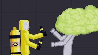 Chemical Warfare Fight Chemical Warfare Mod In People Playground 1.10 Beta