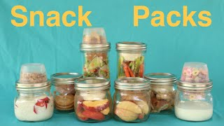 How To Make Homemade Lunchables! Snack Hacks!
