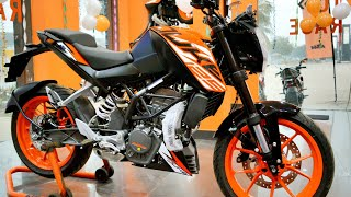 2019 KTM Duke 125!! ABS ||Pocket Rocket - Full review|| Price|| Mileage|| Features