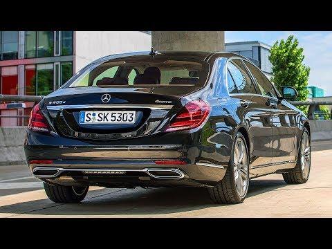 Фото к видео: Mercedes S 400 d и новый дизель OM 656