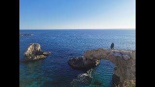 Кипр в январе Ларнака Айя Напа Лефкара Каво Греко Троодос