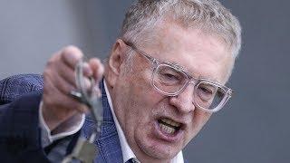 Жириновский про Путина! Соловьев и зал просто молчат. Пророчество Жириновского.