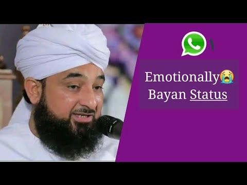 😭Best Bayan Saqib Raza Mustafai Status | Islamic Whatsapp Status | Eid Spacial Status | Eid Status