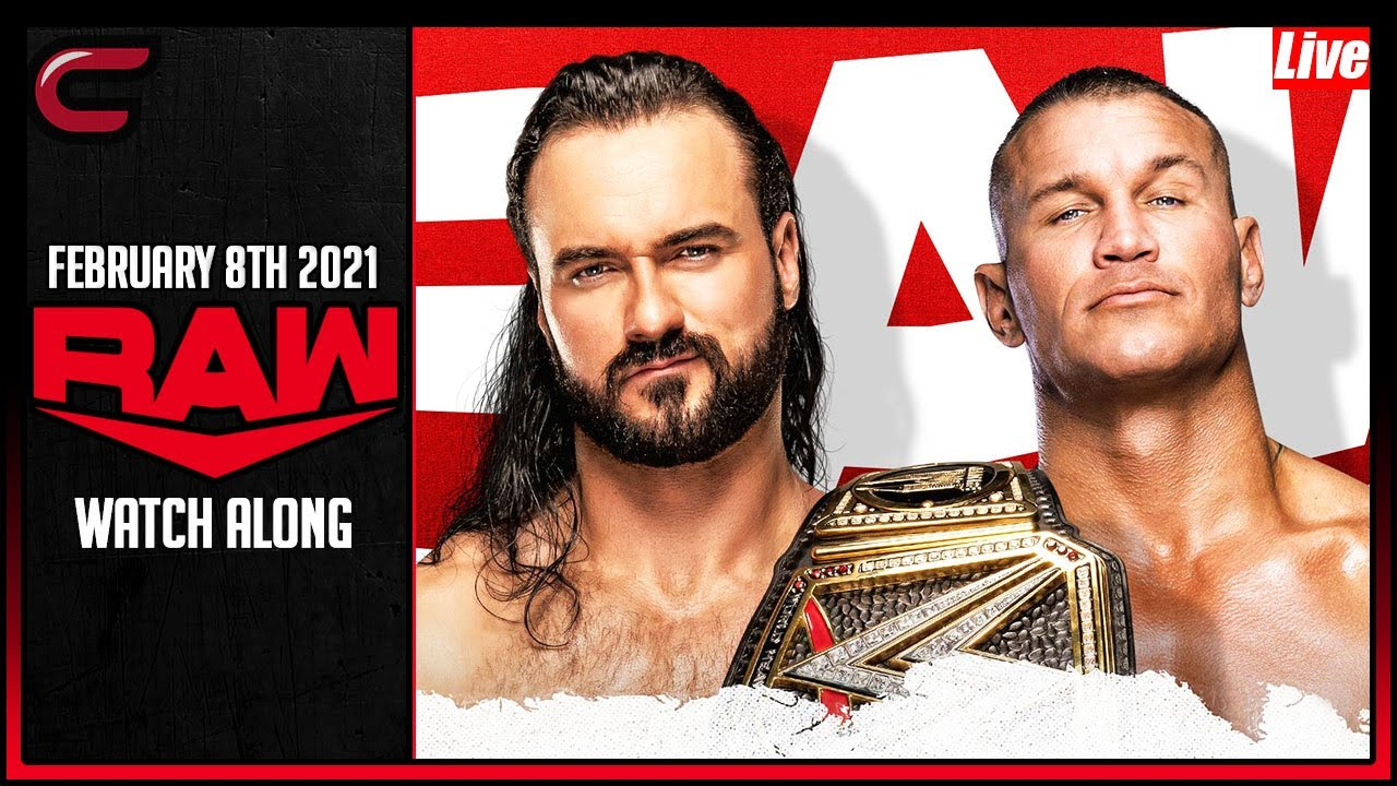 Download WWE RAW February 8th 2021 Live Stream: Full Show Watch Along