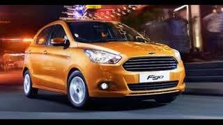 2018 Ford Figo Interior And Exterior Review